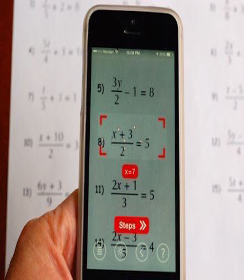 A range of applications that enable you to solve mathematical issues and expressions with ease