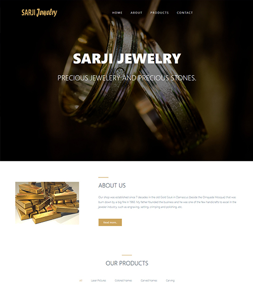 Sarji Jewelry